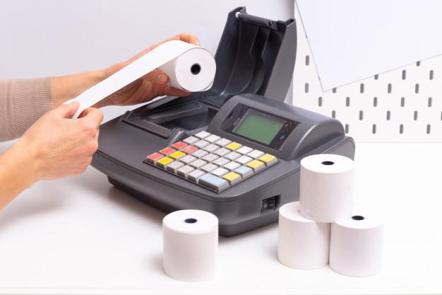 EET registrační pokladny Opava - spotřební materiál