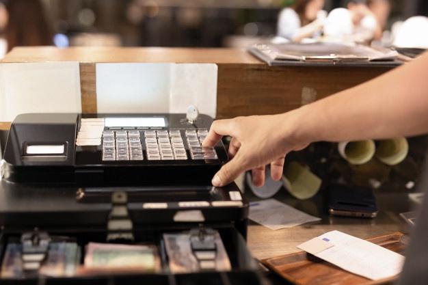 EET registrační pokladny Opava