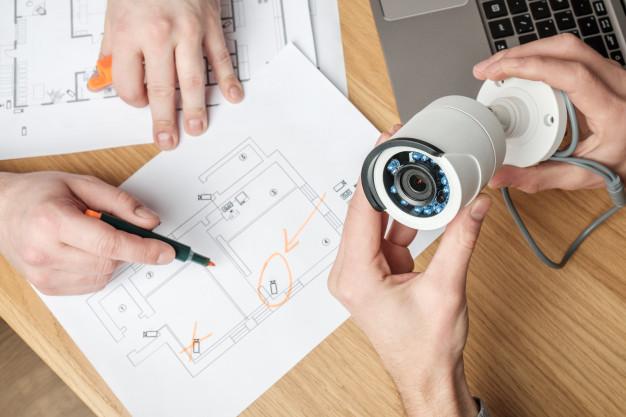 Návrh a nabídka kamerového systému